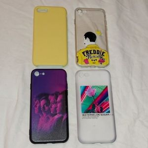 iPhone 6 cases sold as lot of 4